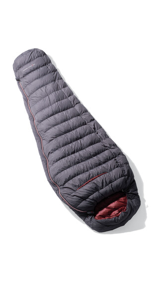 Yeti Shadow 300 - Sac de couchage - XL gris/rouge